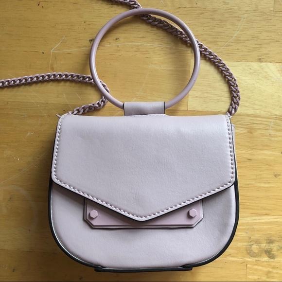 Nasty Gal Handbags - Blush Nasty Gal Purse